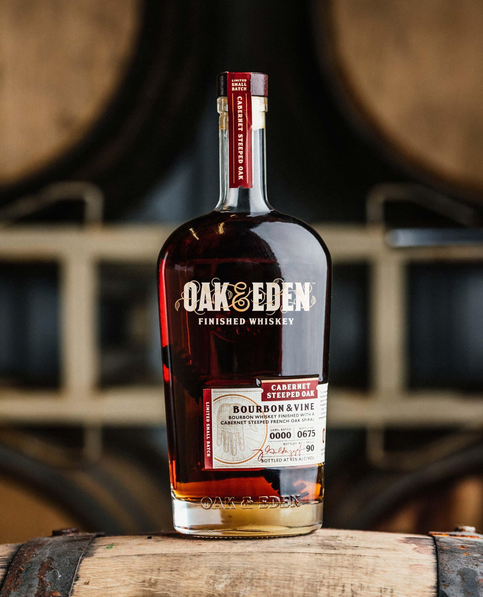 Mark Rogers | Marker Cellars | Oak & Eden