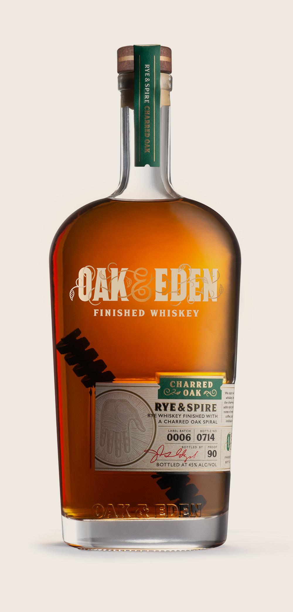 Oak & Eden Rye & Spire