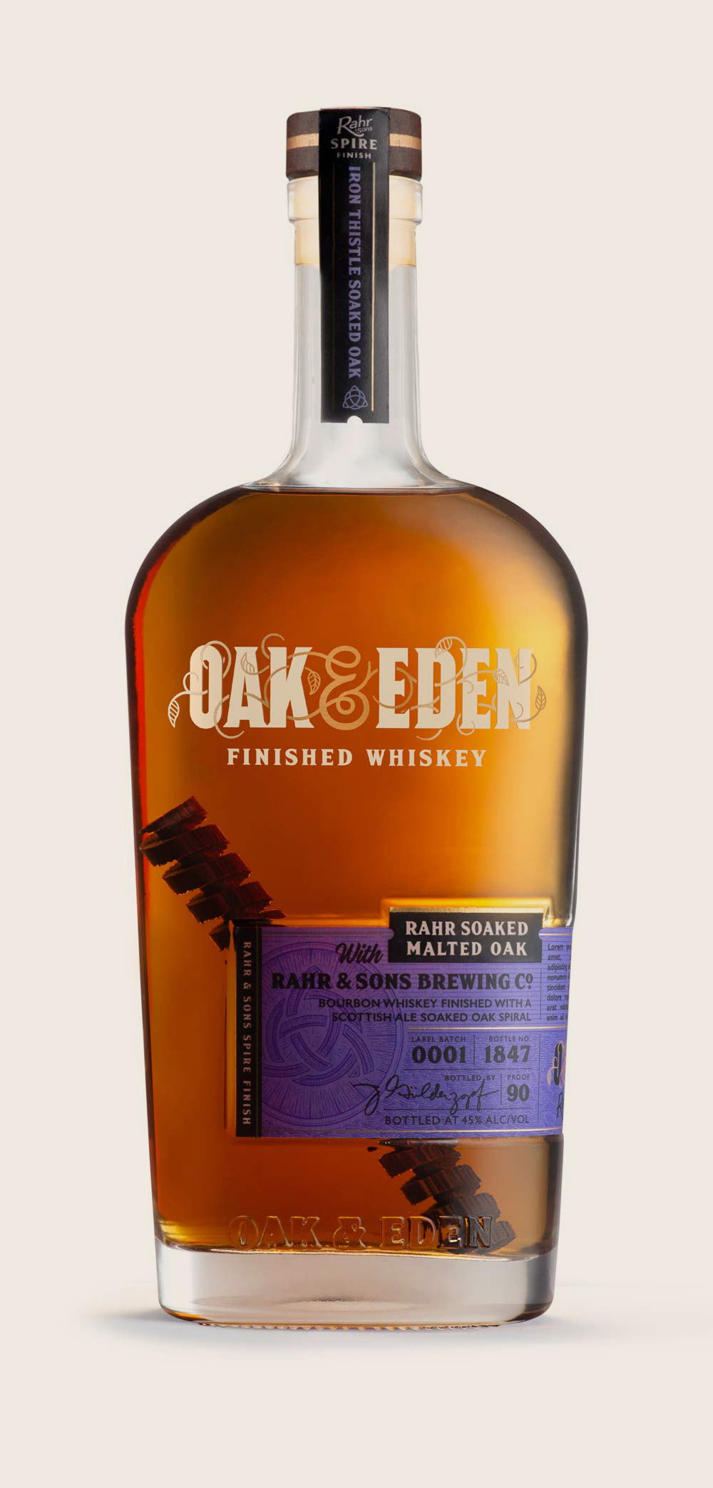 Oak & Eden Rahr & Sons