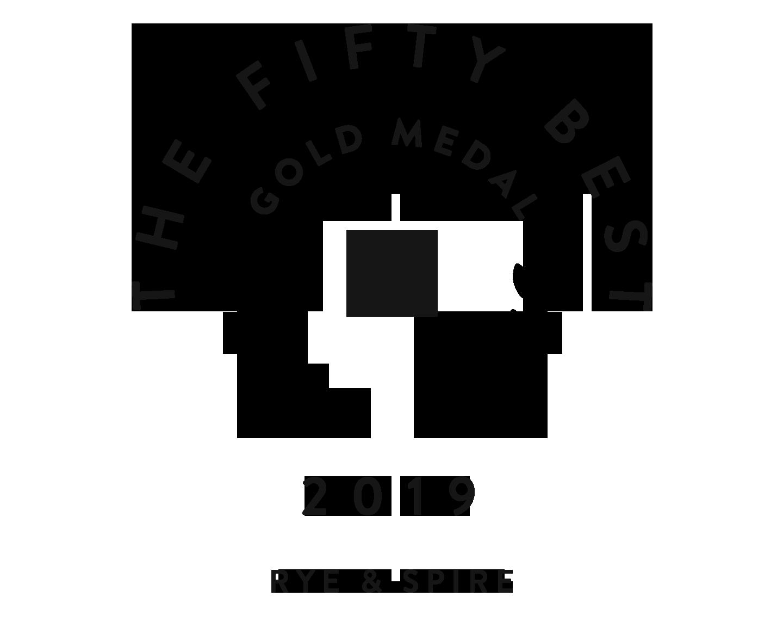 Oak & Eden Rye Gold Medal Fifty Best