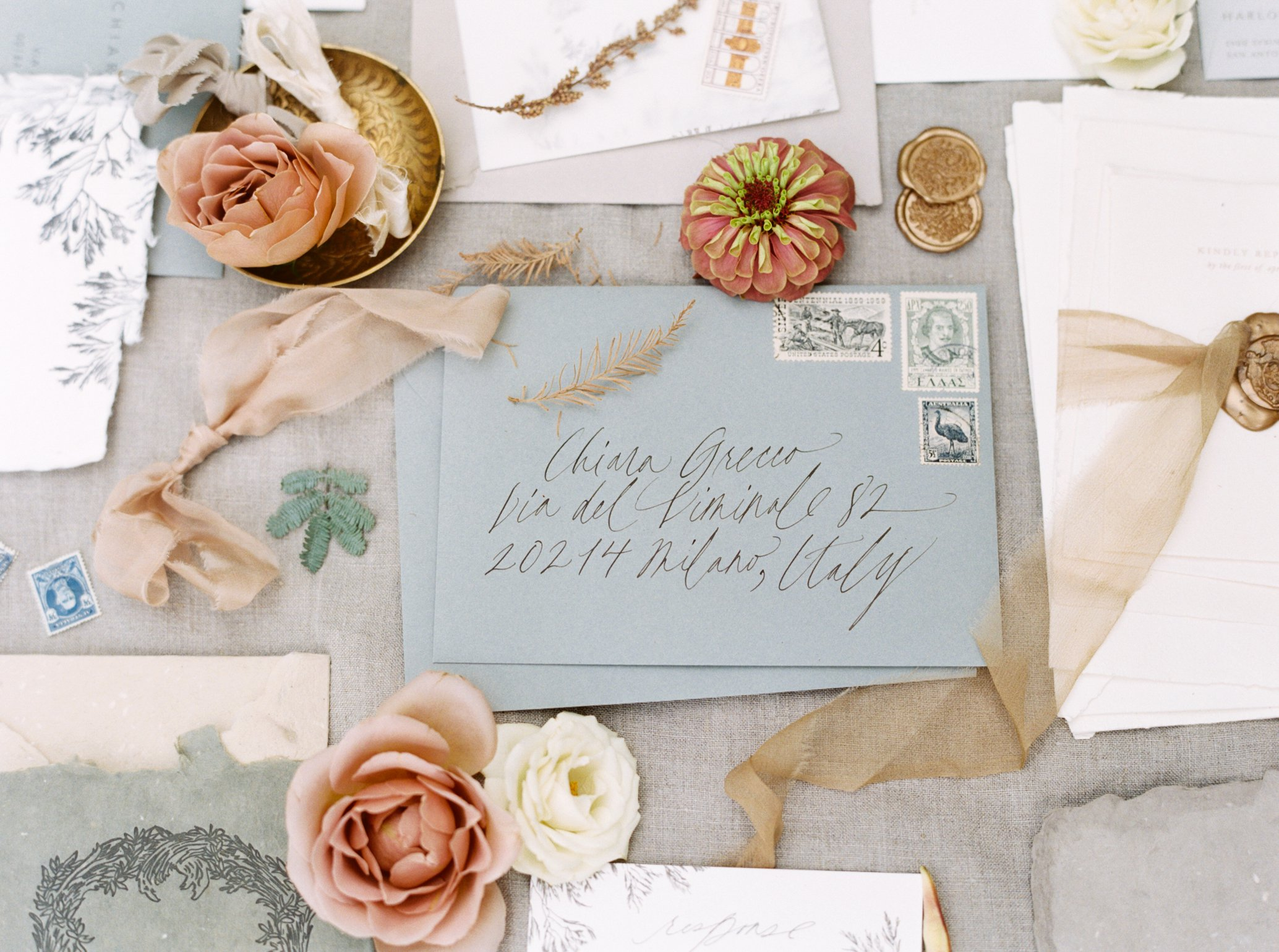 fine art calligrapher