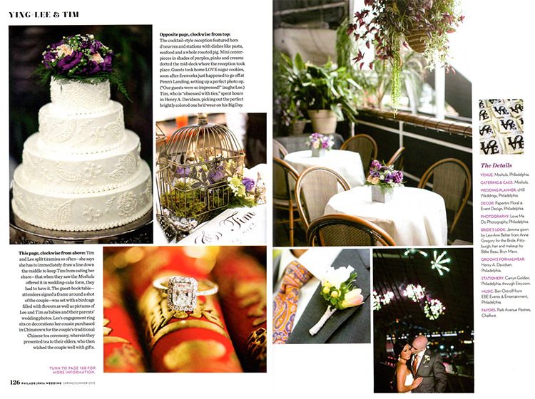 BRIDES PHILADELPHIA MAGAZINE