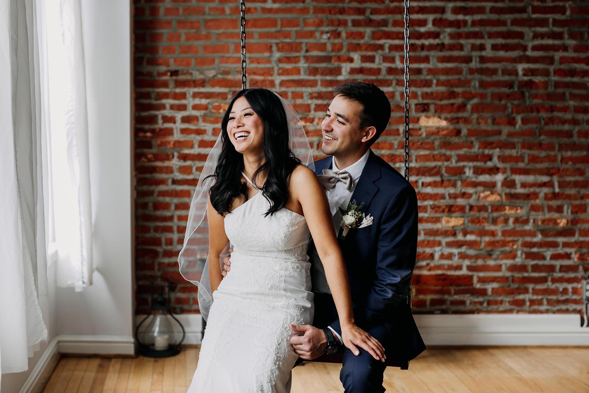 CHAN & JONATHAN - LA COLOMBE FISHTOWN WEDDING | PHILADELPHIA