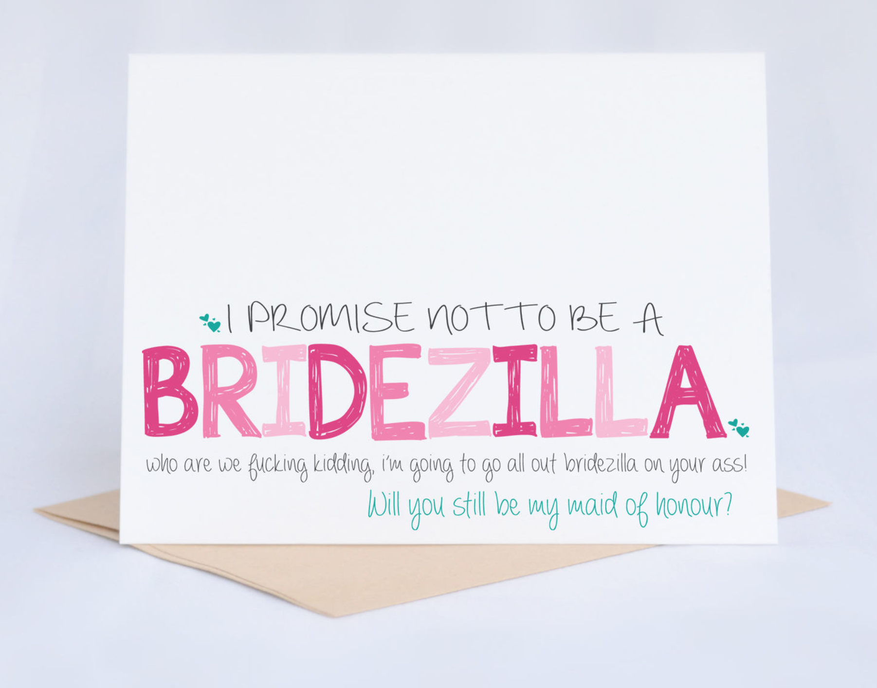 Don't Buy Into Bridezilla Culture:  - It's 2018 - why are we still shaming women for having strong opinions?