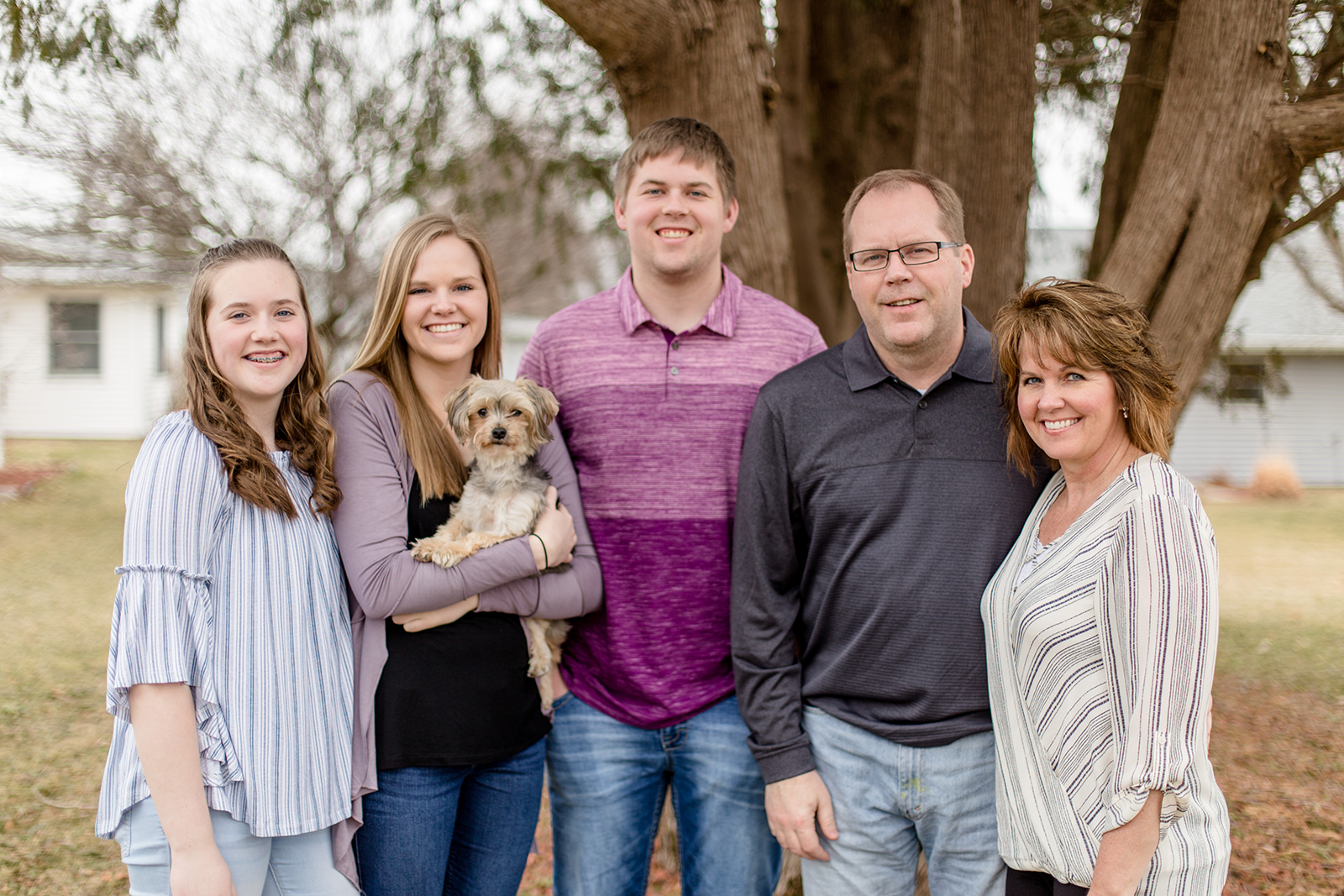 Grinnell Family Photos