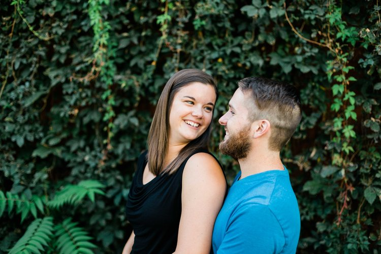 THE HOEFER'S ANNIVERSARY SESSION