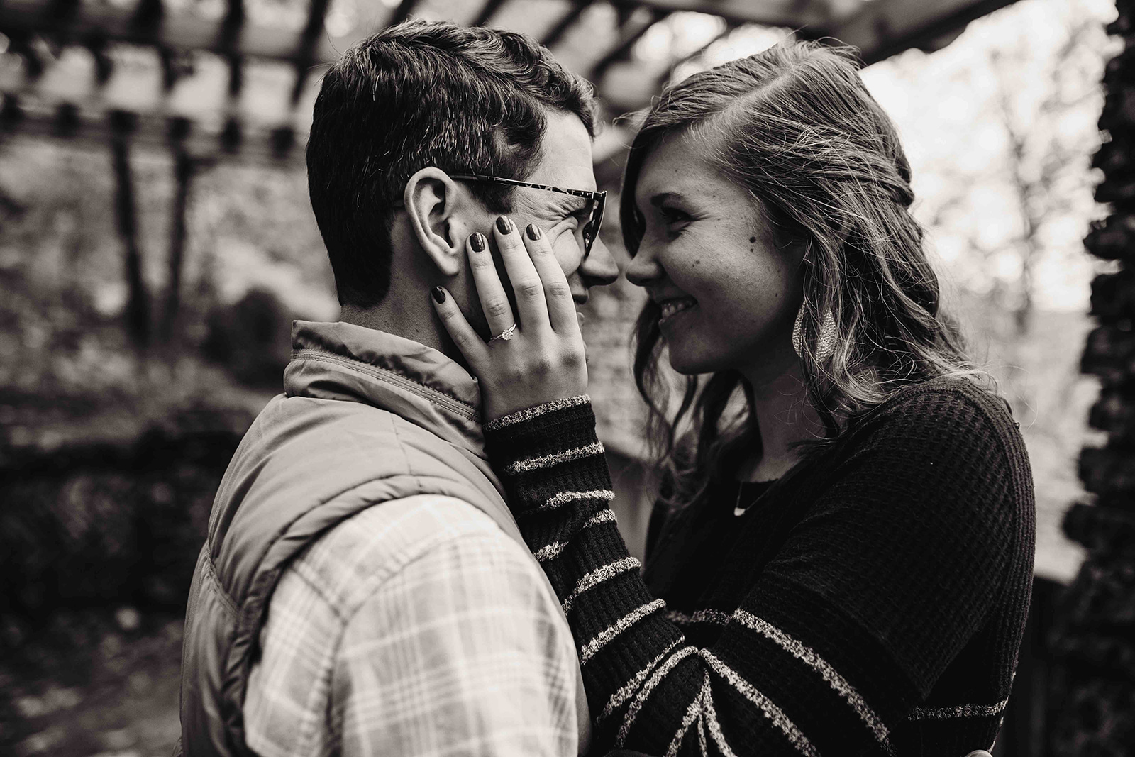 Central Iowa Engagement Photographer