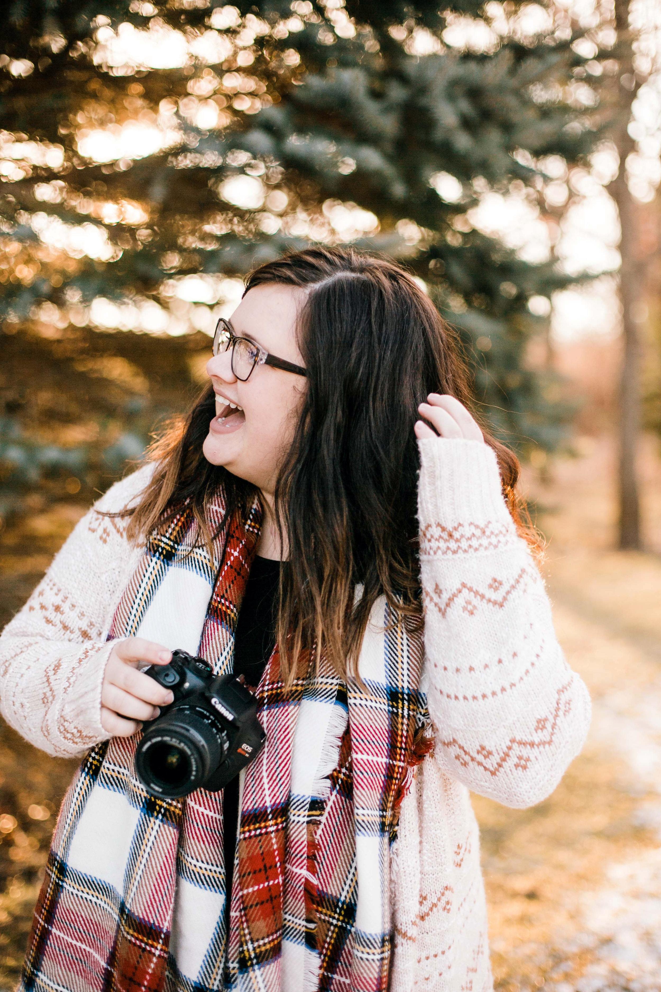 Iowa Headshot Photographer