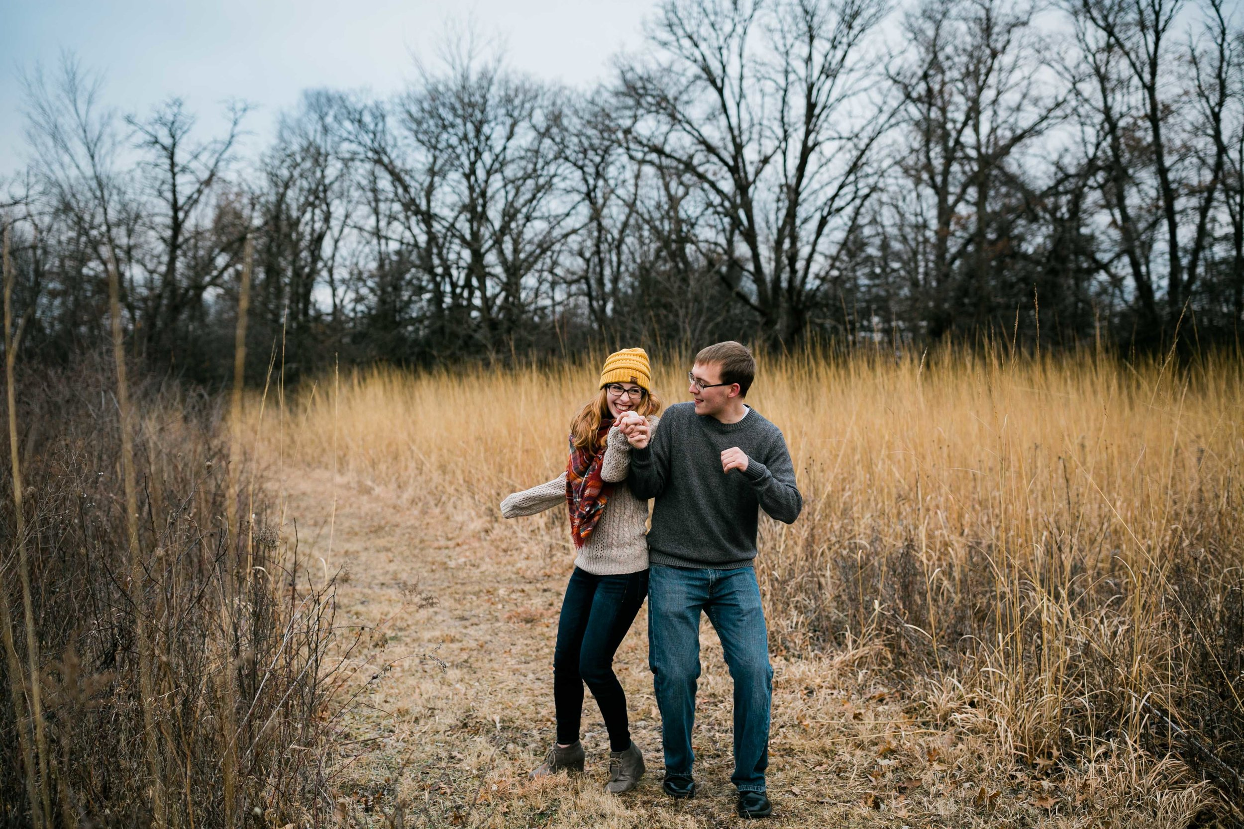 Strawberry Point Engagement and Wedding Photographer
