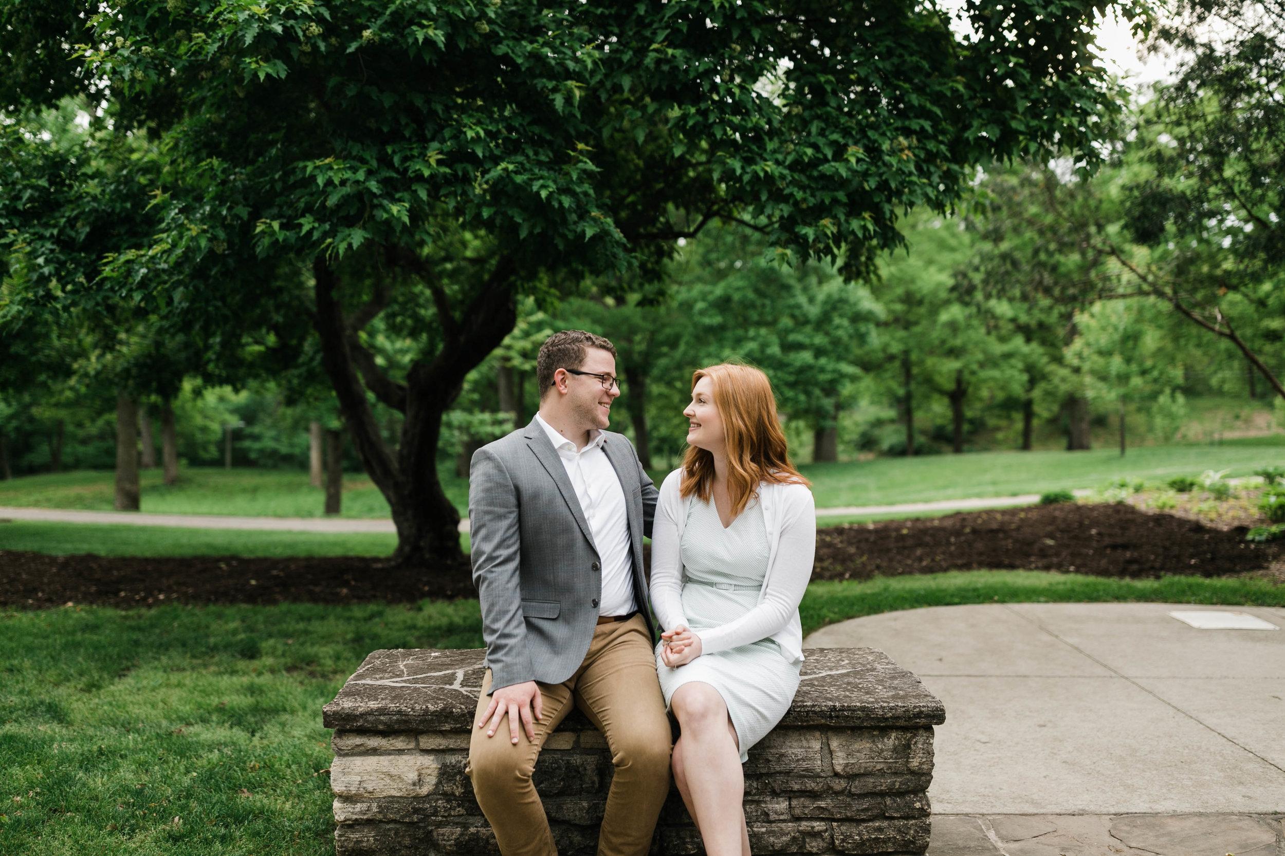 Burlington Iowa Wedding Photographer