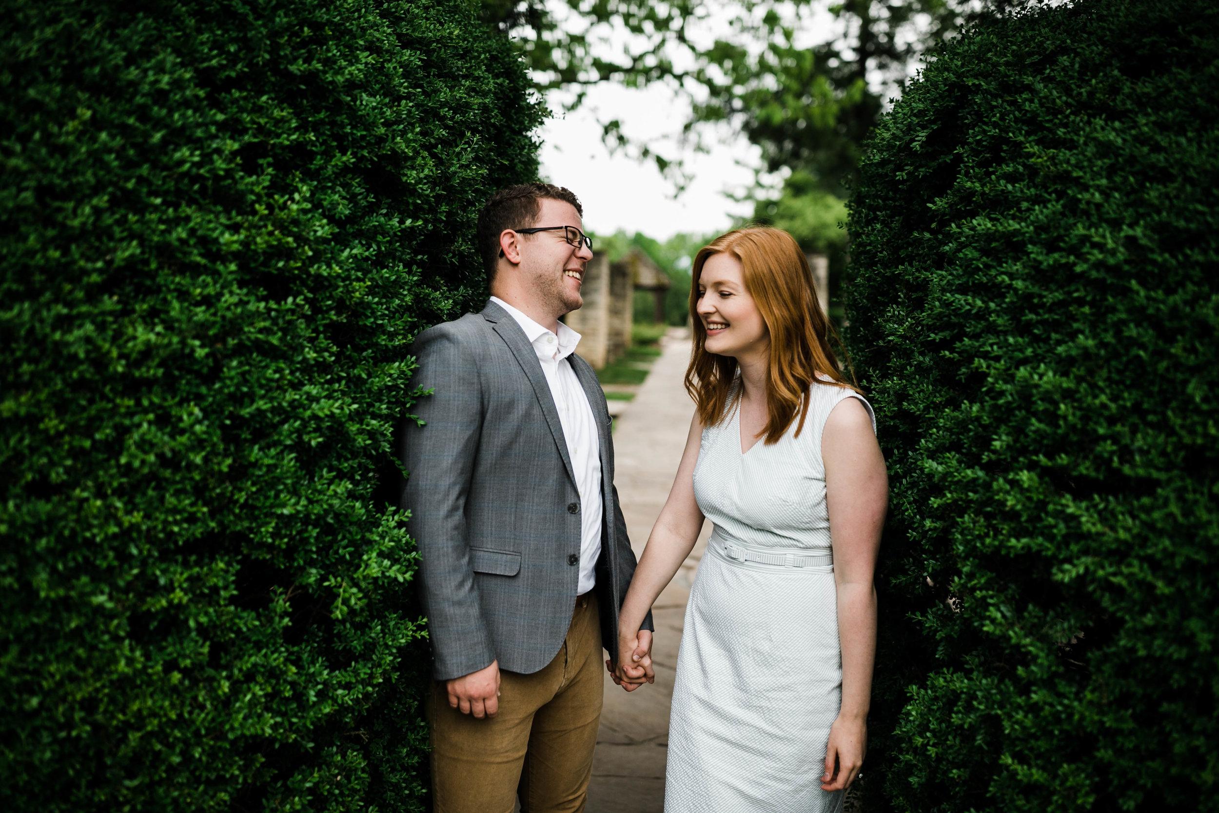 Northeast Iowa Engagement Photographer
