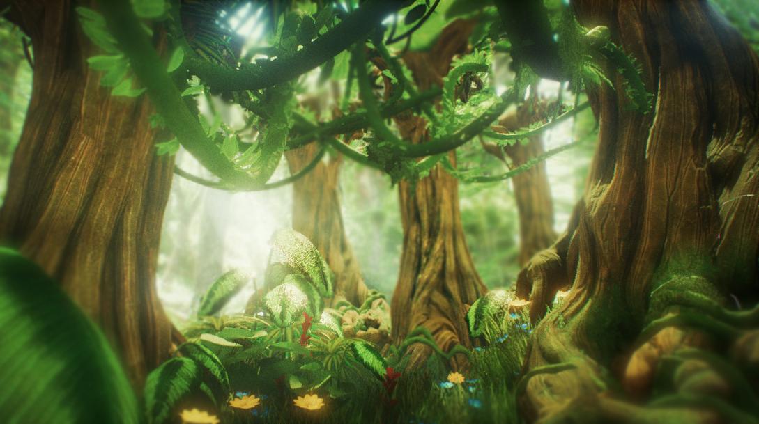 Organic Environments