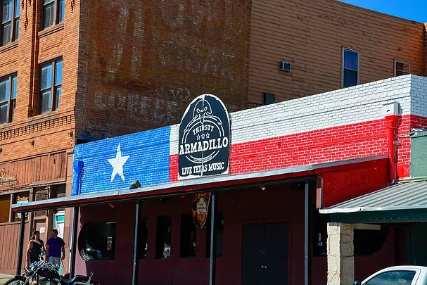 Our Fort Worth watering hole