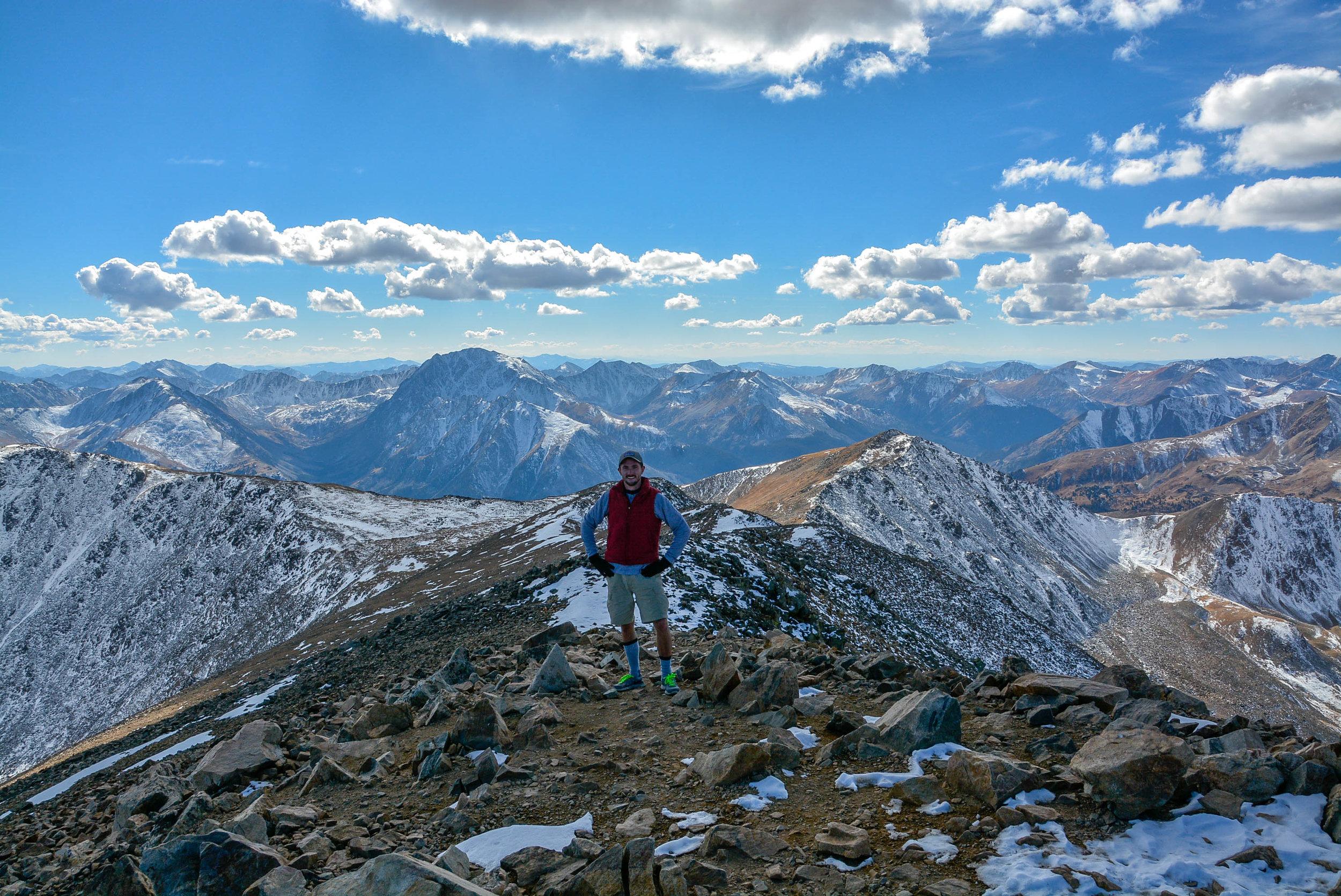 Mount Elbert, CO