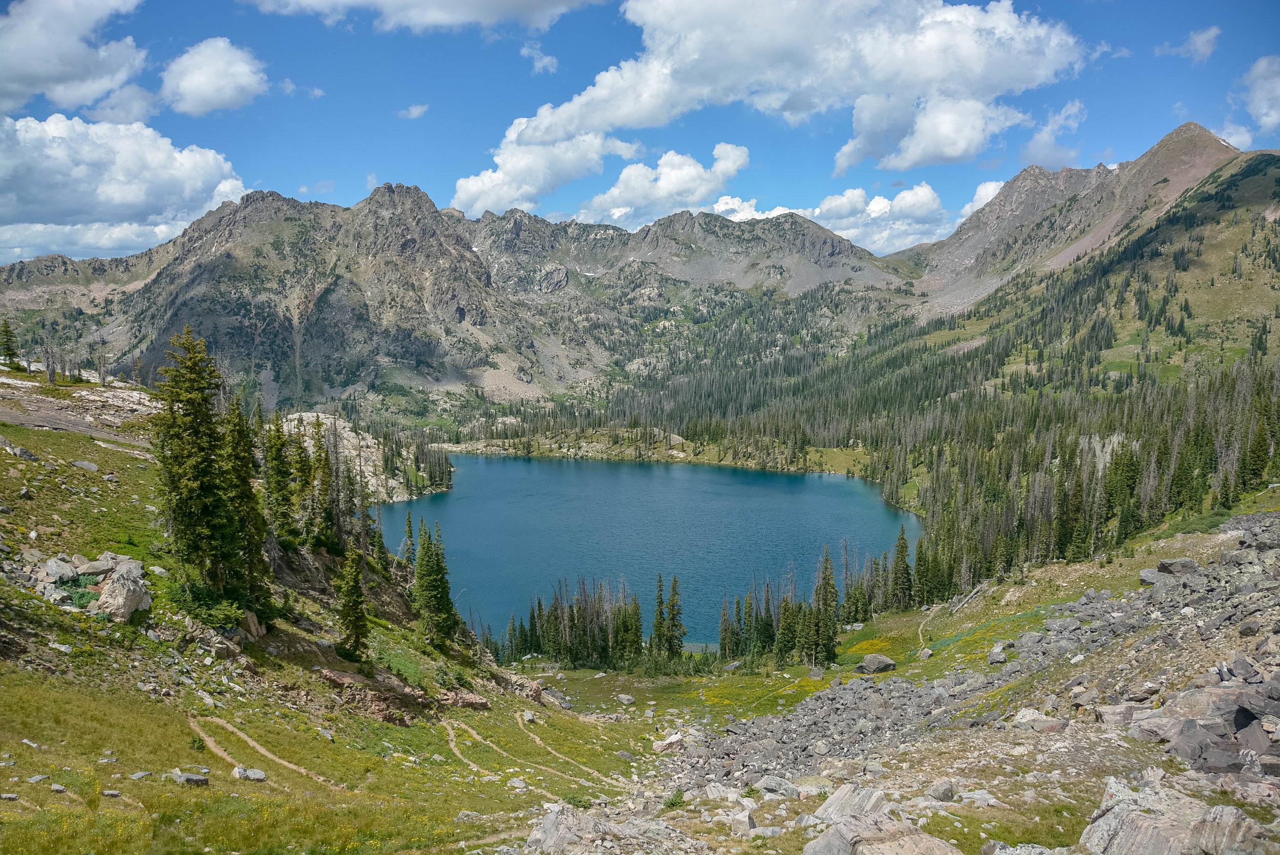 Gilpin Lake, CO