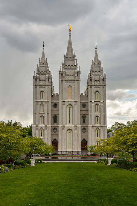 Mormon Tabernacle, Salt Lake City