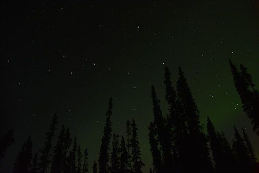 My photo of the Northern Lights