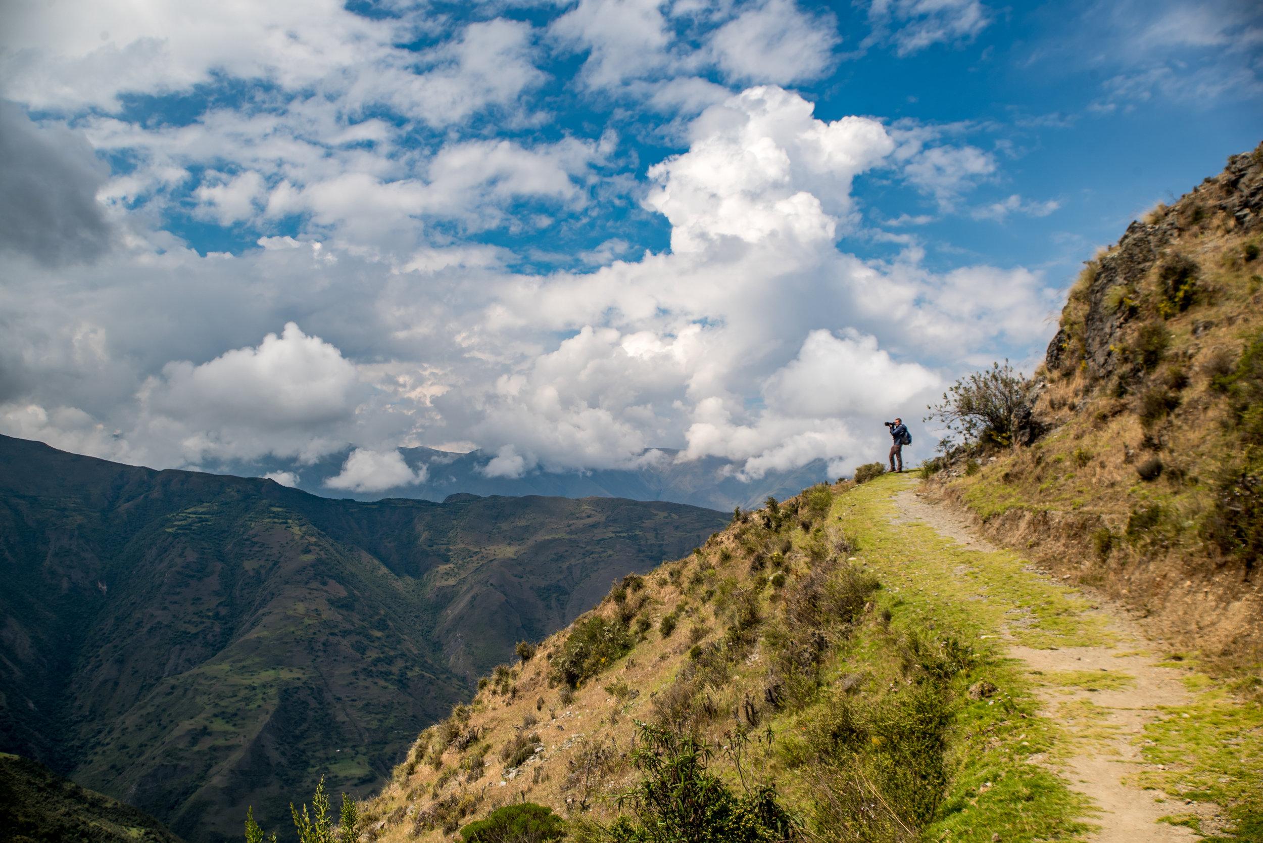 Chonta Canyon, Peru