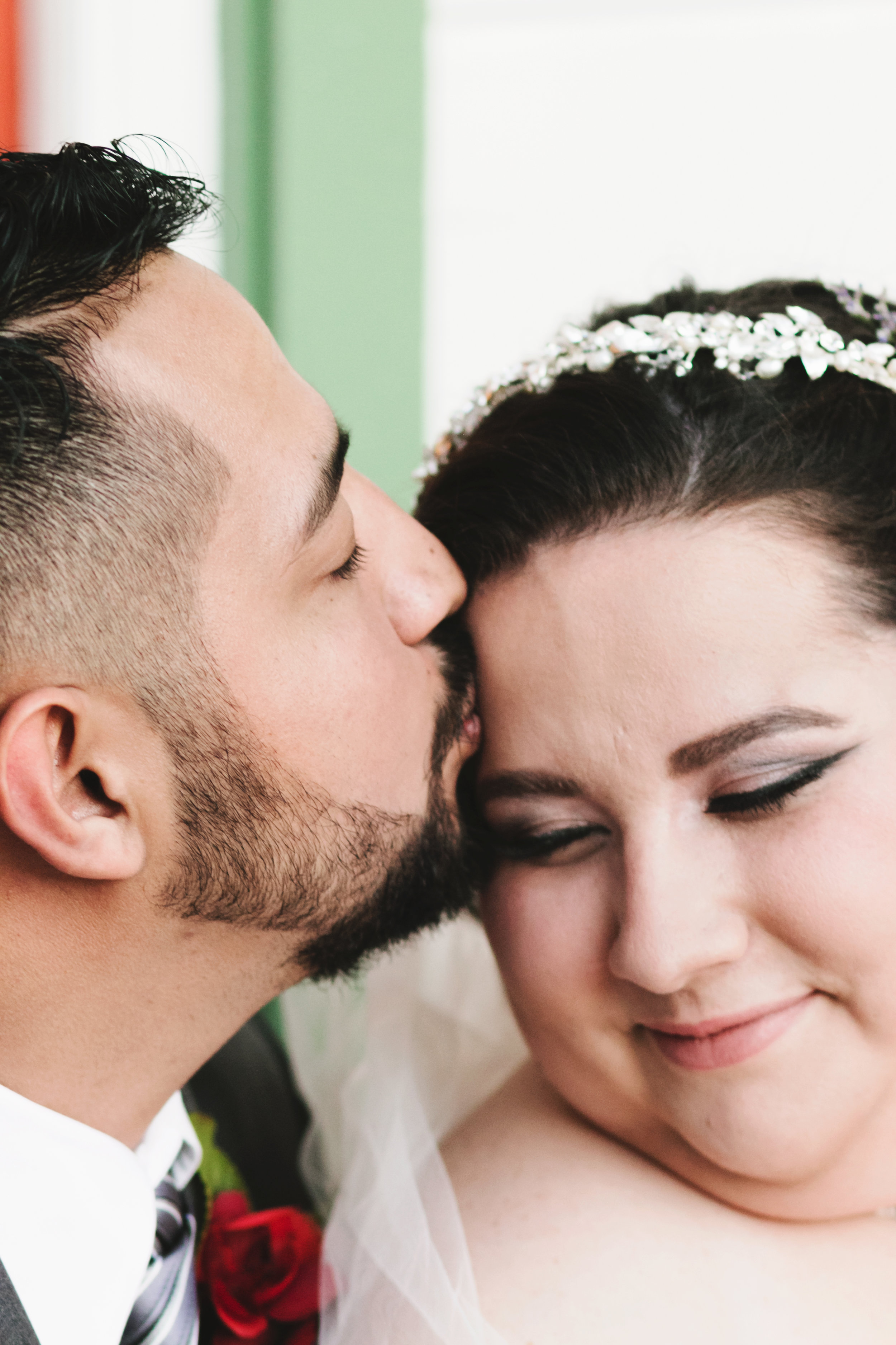 The Lopez Wedding  2017  - Alixanne was able to capture my engagement and wedding photos. I honestly would not go back and change that. She did a great job and continues to grow in her work. I highly recommend her service as me and my husband were blessed to have her capture everything she did! We loved Her service!!-Bryanna