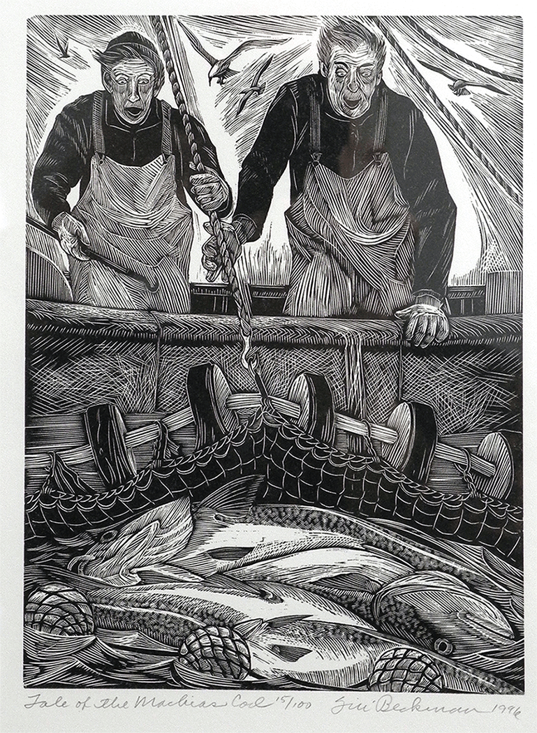 Tale of the Machias Cod