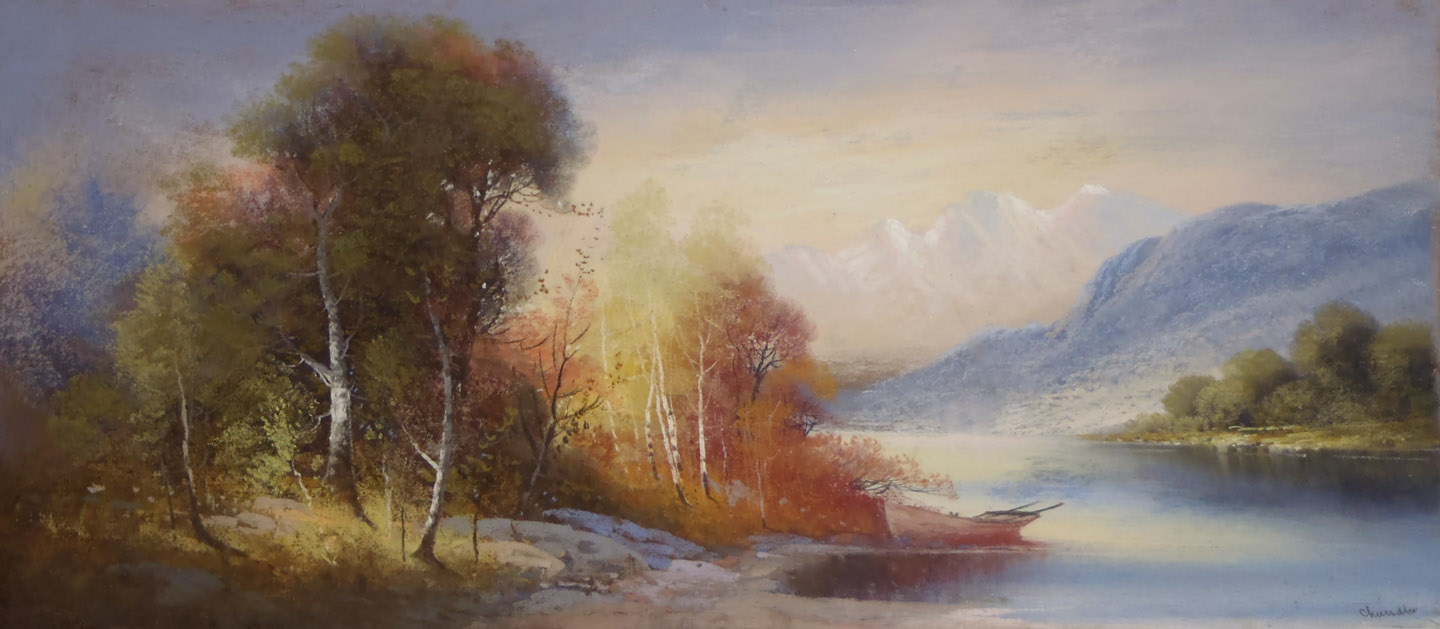 William H. Chandler, Landscape