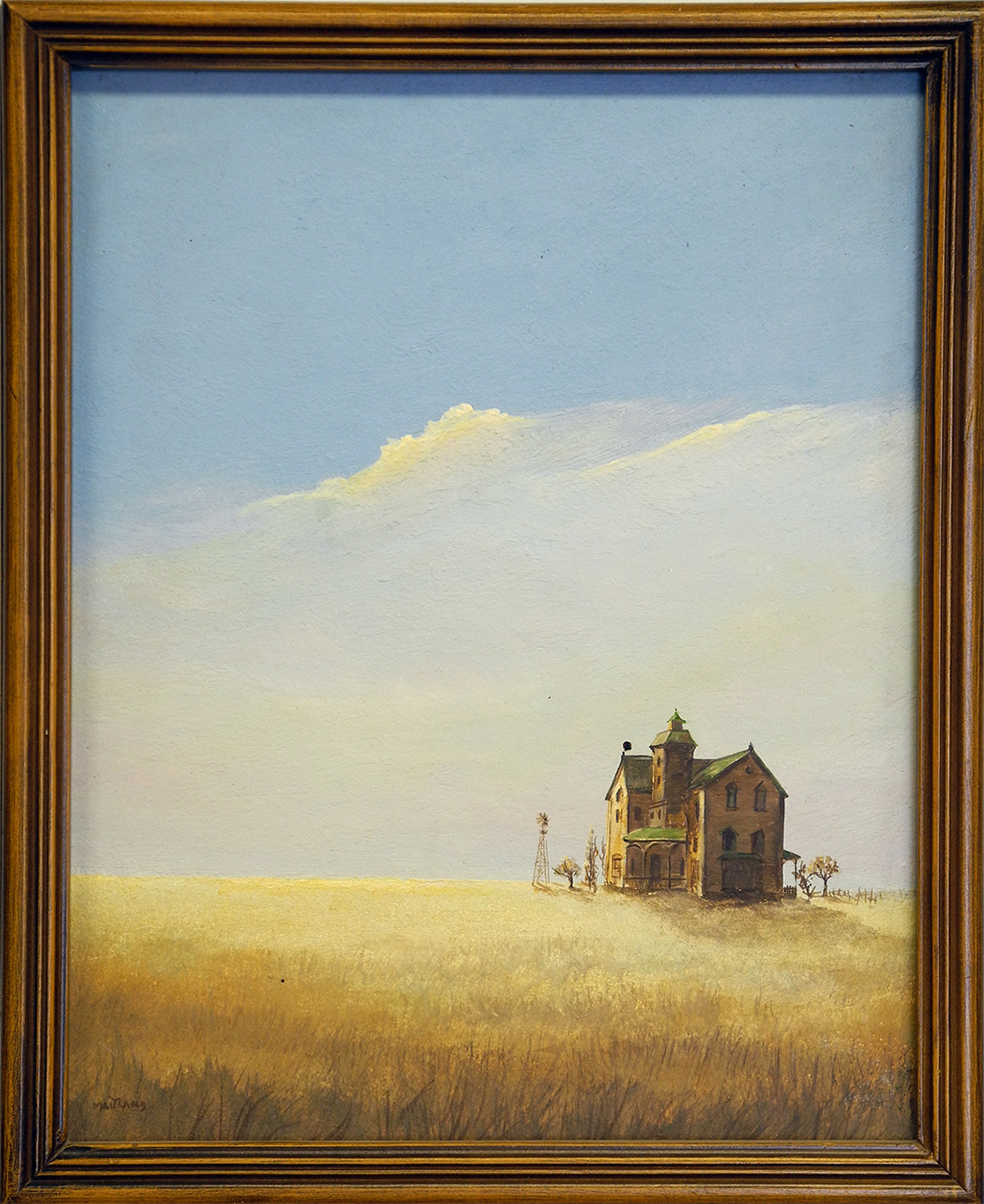 Richard Maitland, Prairie
