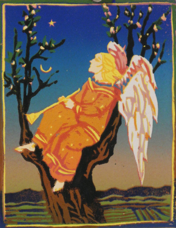 Angel in a Tree