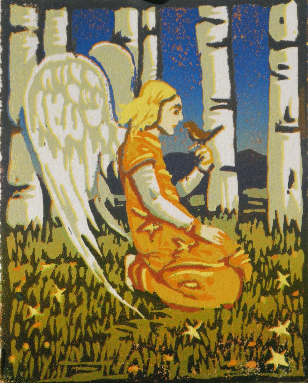 Sparrow Angel