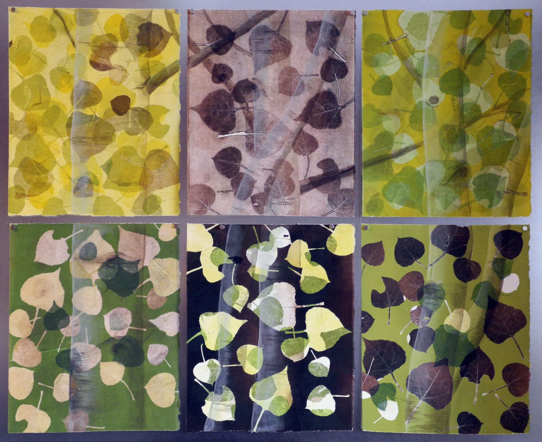 Aspen Leaf Suite