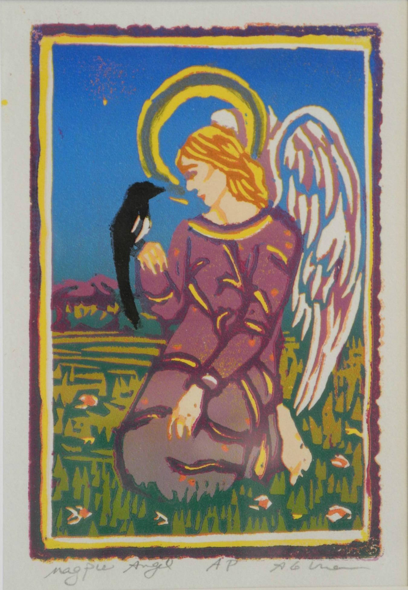 Magpie Angel