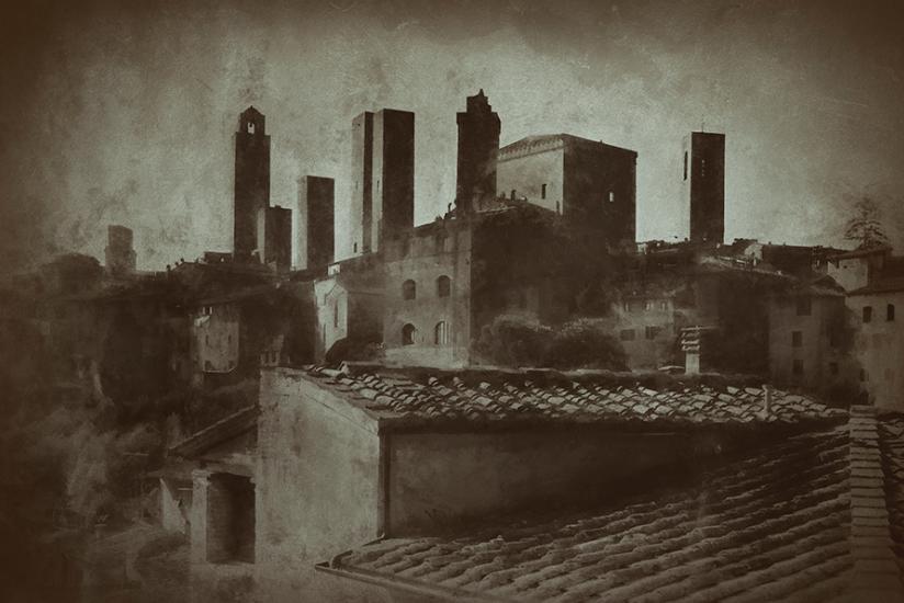 San Gimignano Enigma