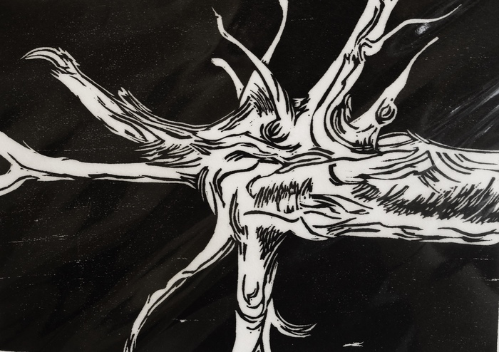 Branch End