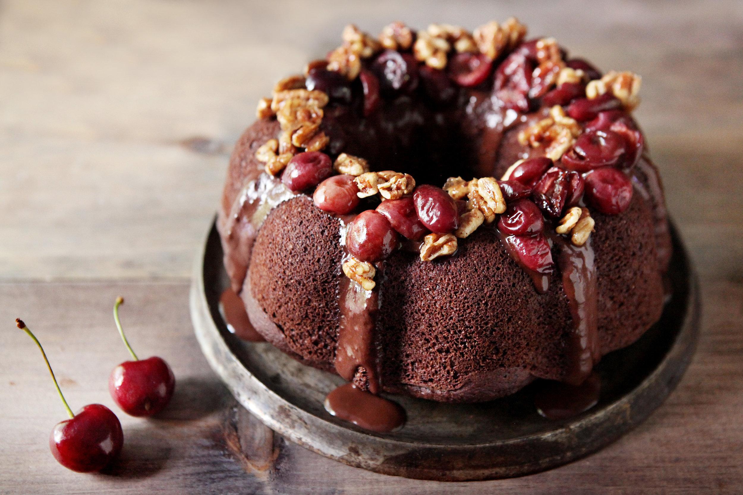 Chocolate Chipotle Cake - Recipe by diana bezankiServes 7
