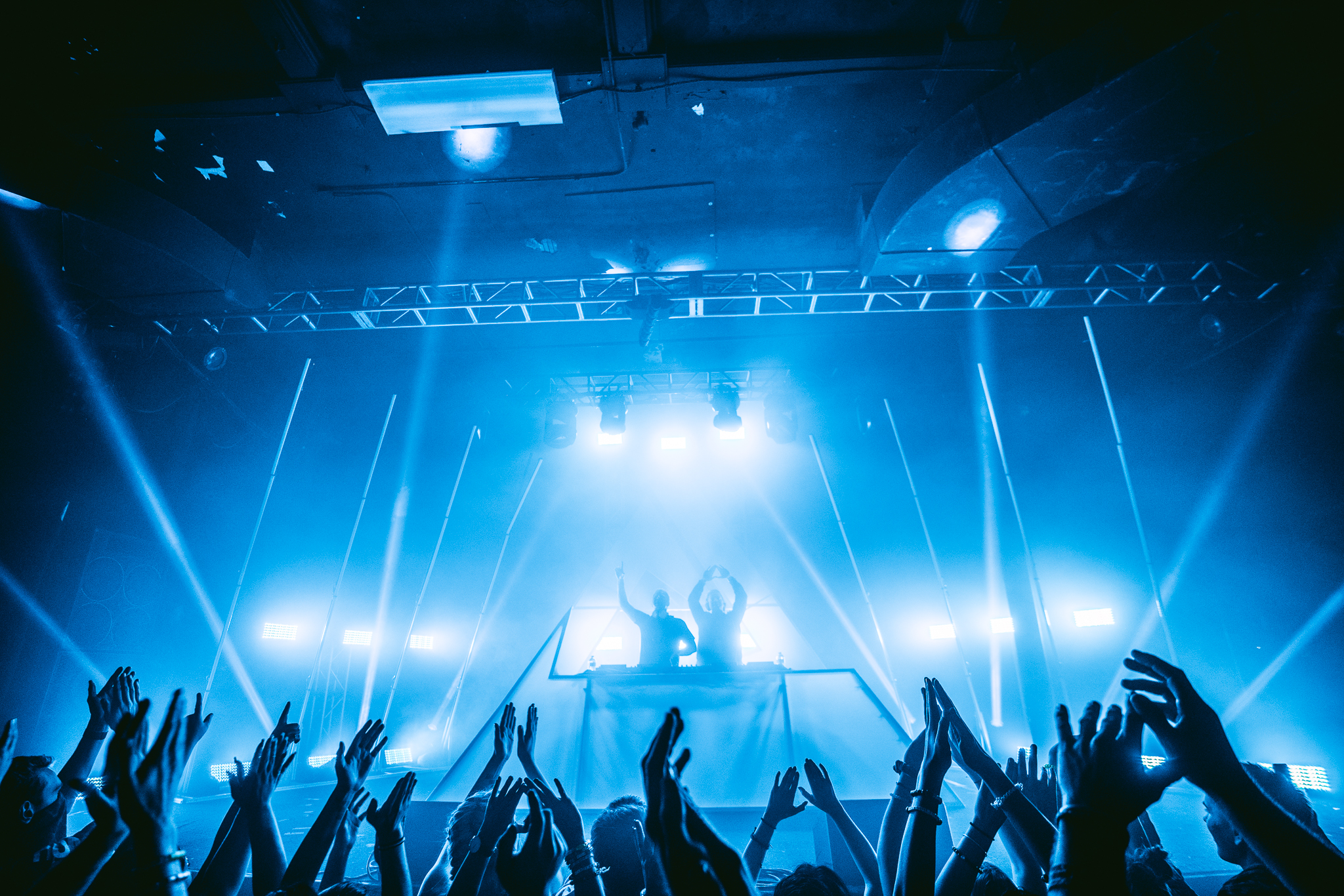 Stage Presence: Tritonal's Dedication to Living in the Now - By Johnny Scifo