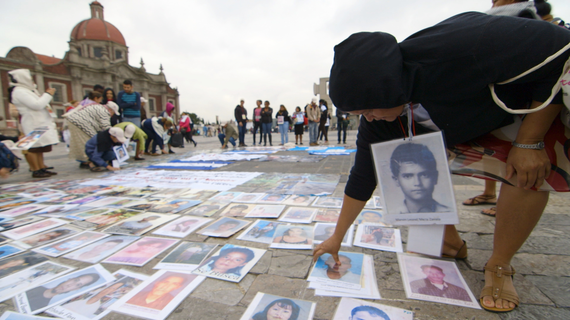 Amnesty International estimates that 70,000 have gone missing while trying to reach the US.