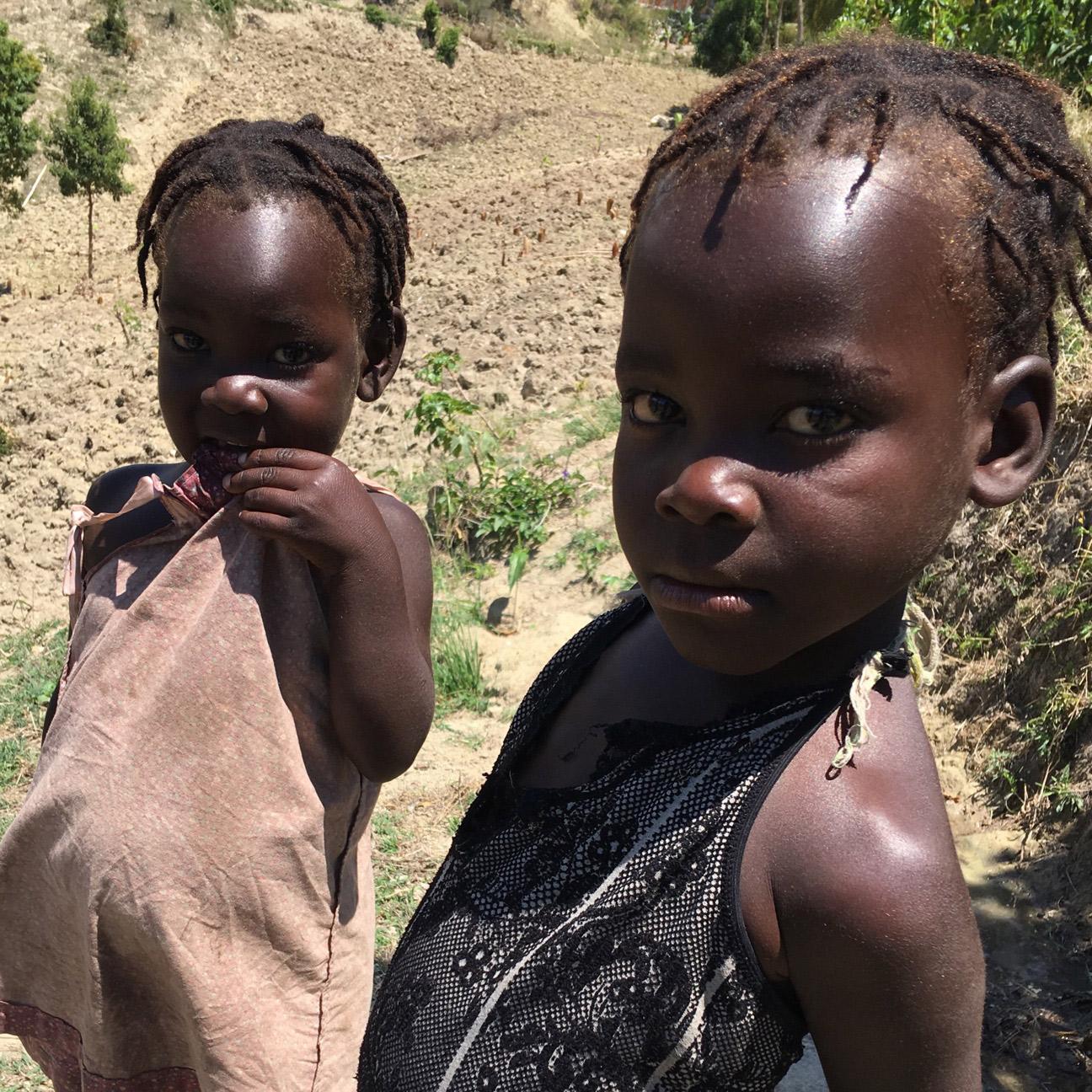 Consider Haiti helps over 2000 children per year. -