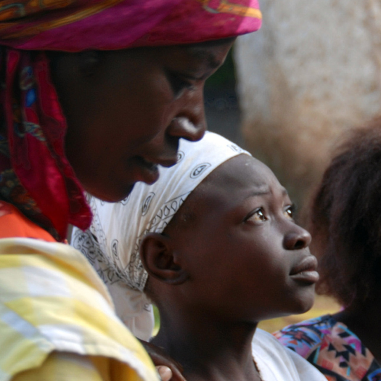 Haiti is one of the top FIVE poorest countries in the world. -