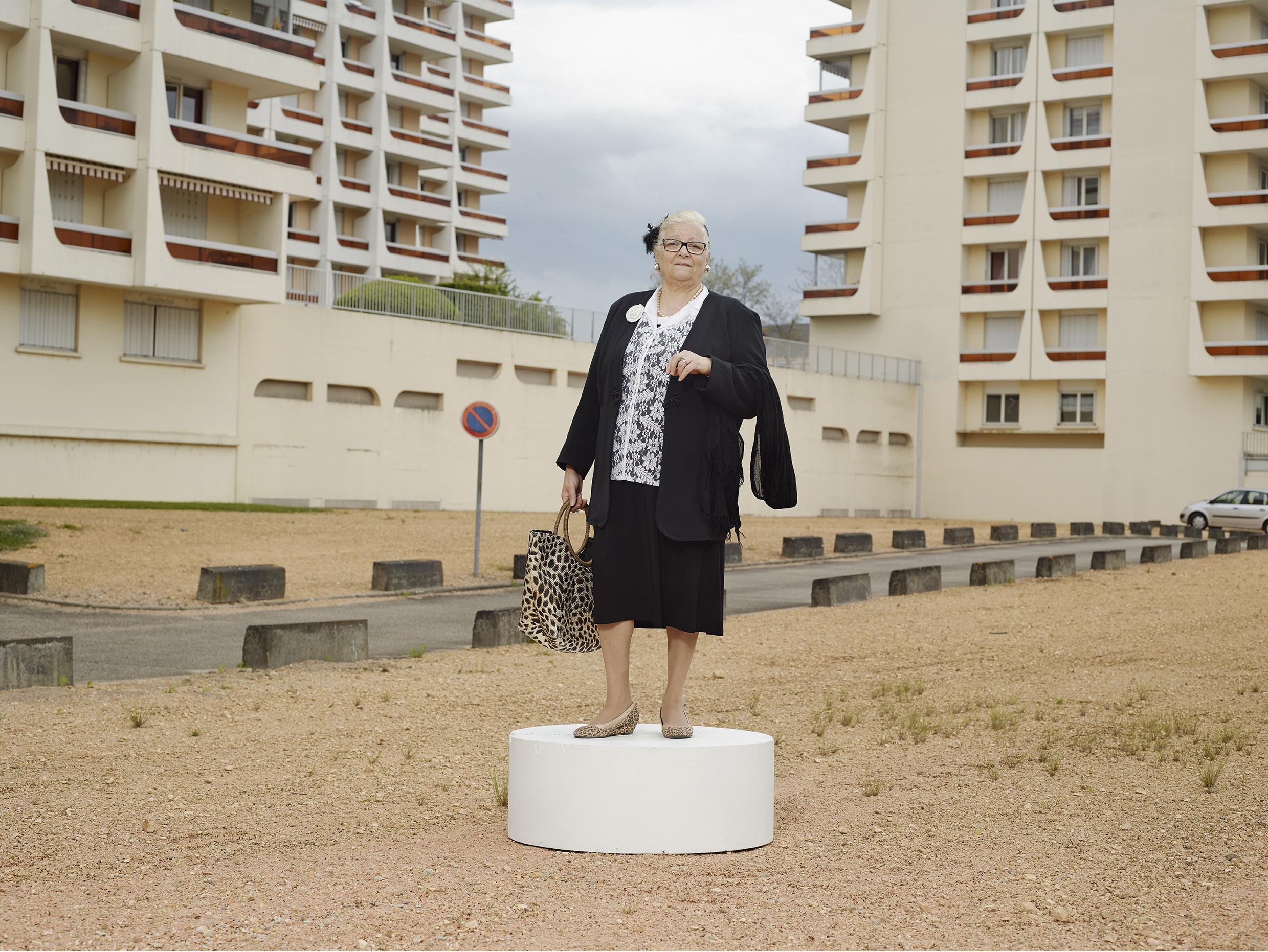 Vichy Suzanne Wandoren.