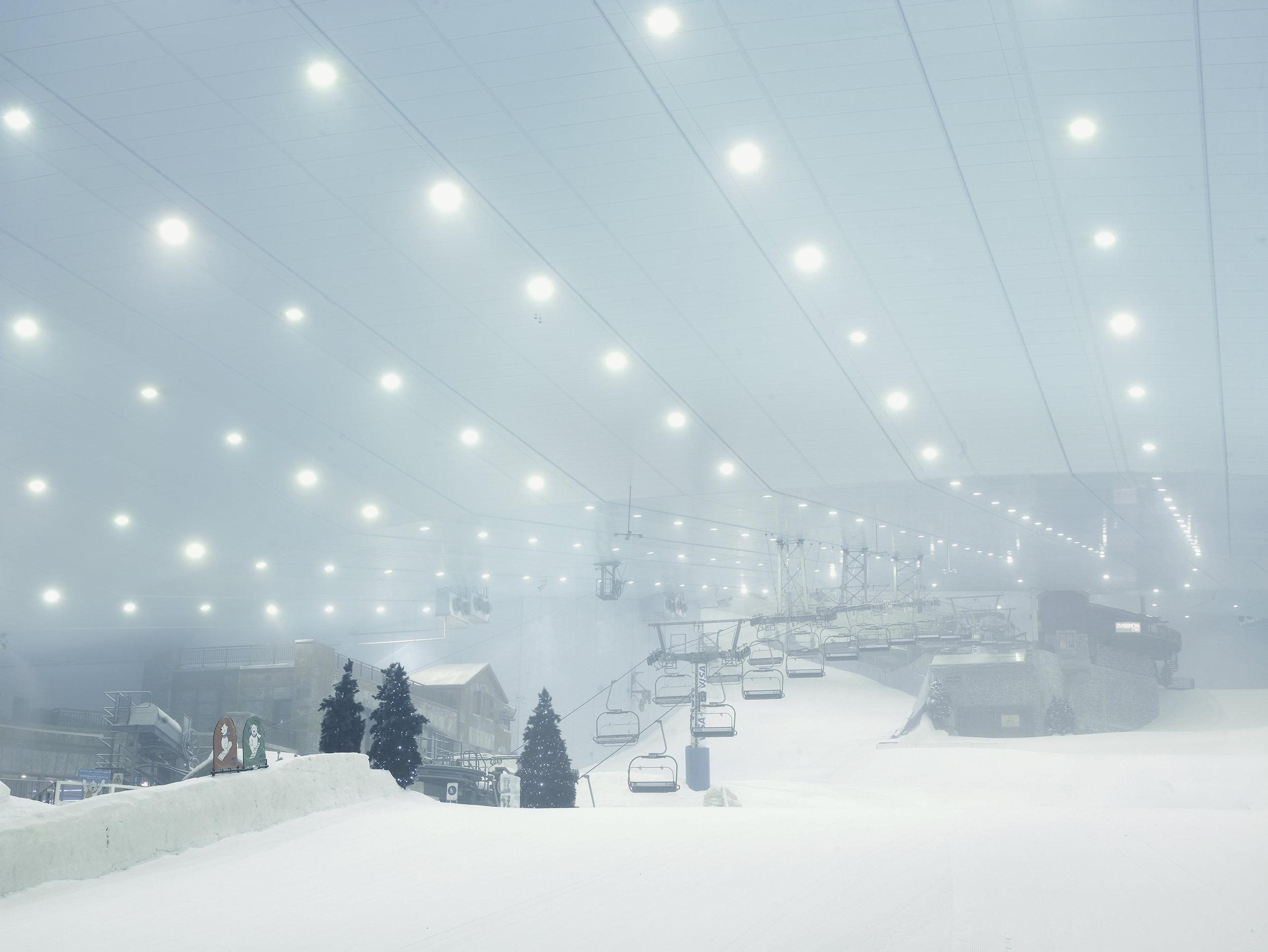 Ski Dubaï 2, United Arab Emirates, 2008.