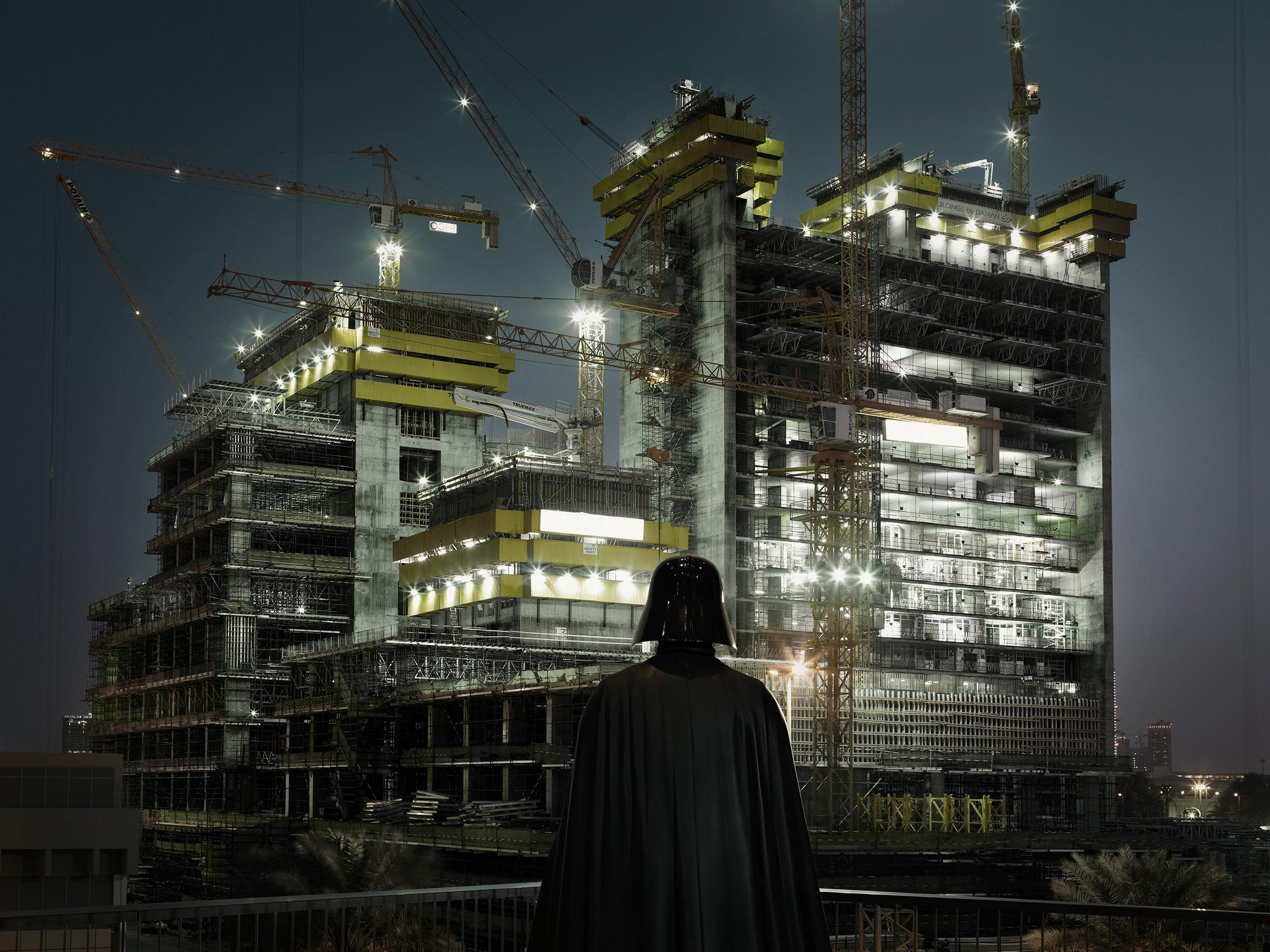 Darth Vader. 2009