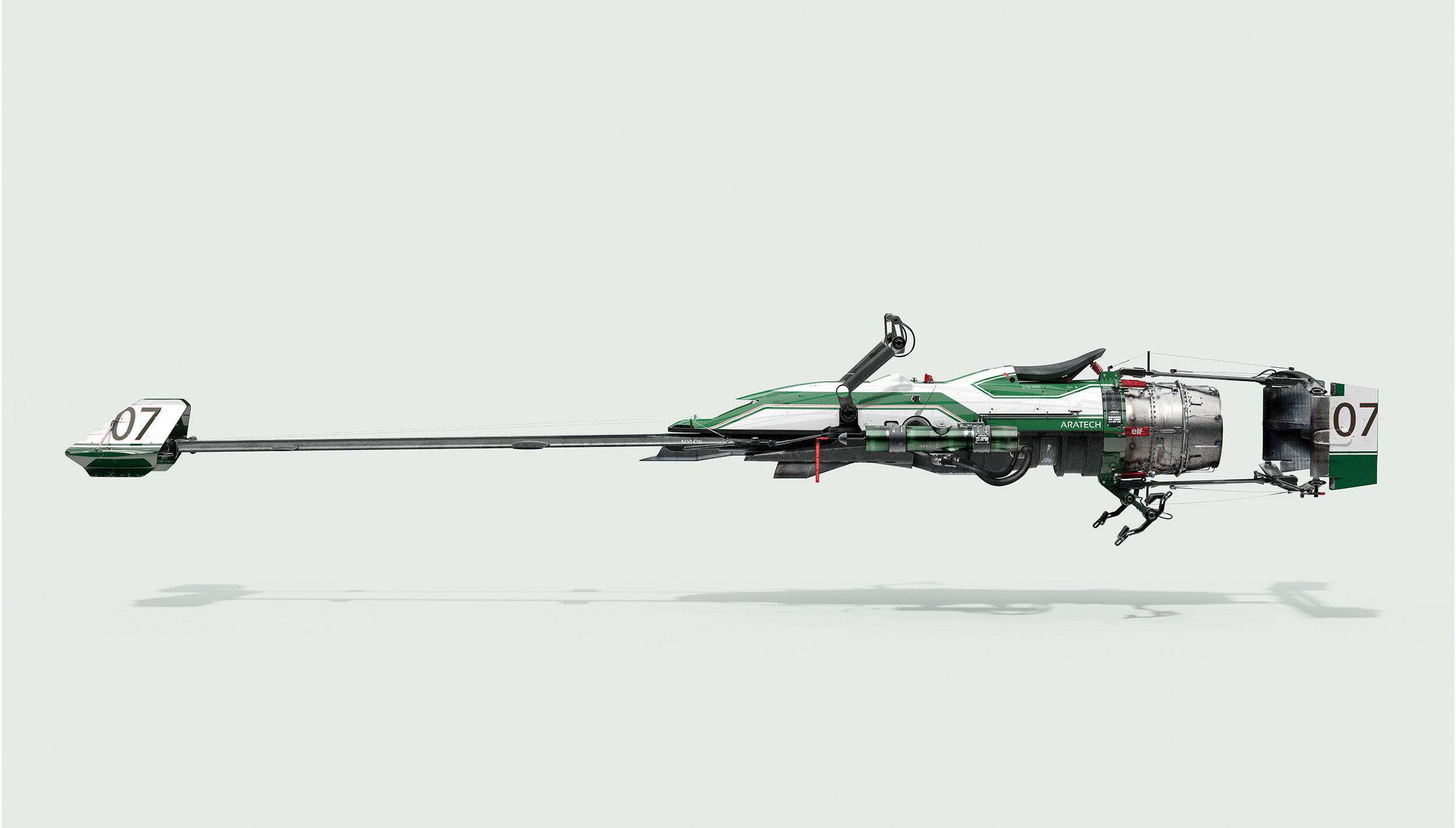 Index Speeder RACE1