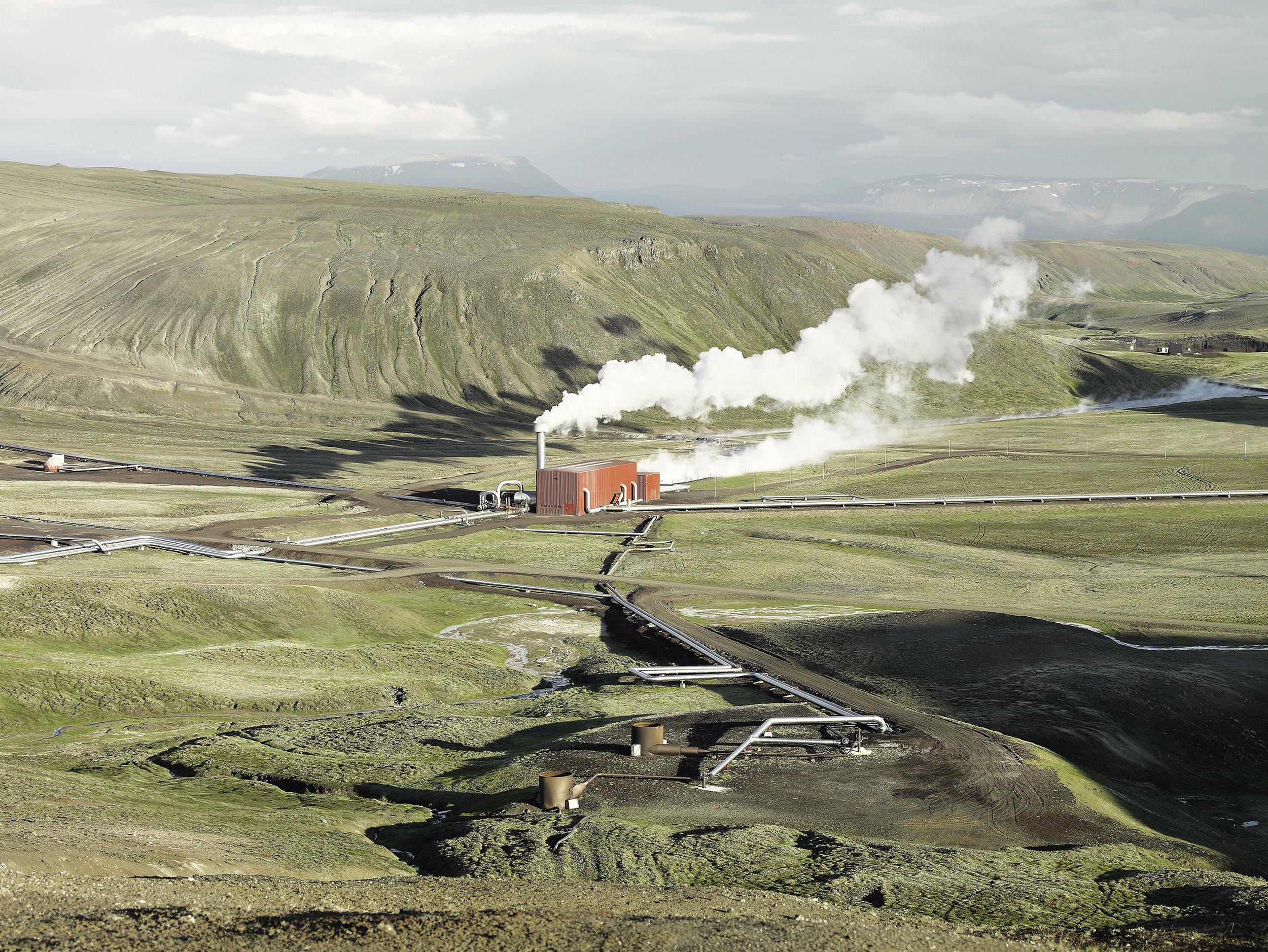 03 Geothermal plant 1, Iceland, 2007.jpg
