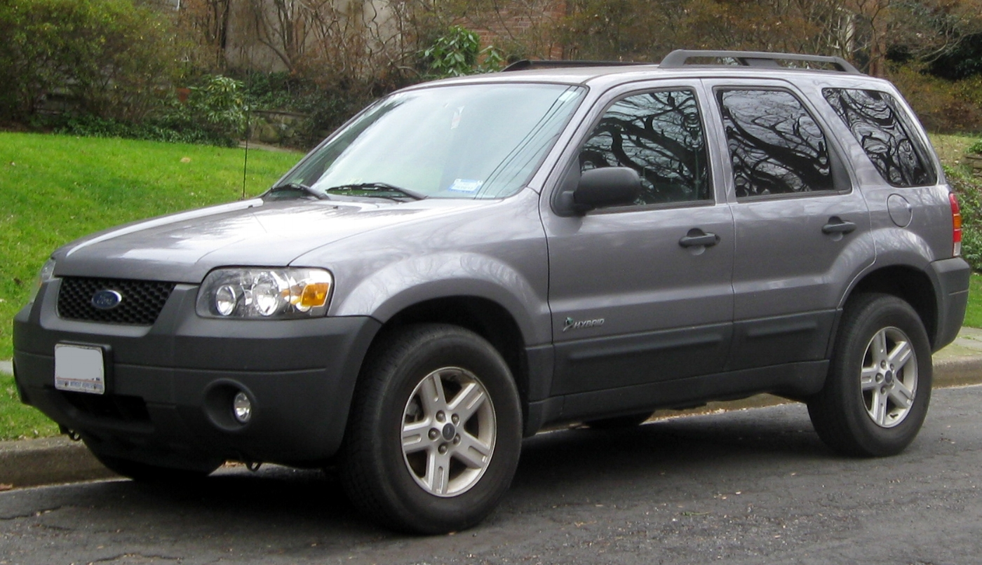 2005-2007 Ford Escape Hybrid   CLICK HERE