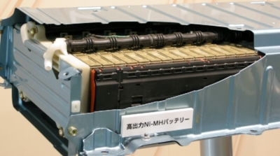 A new OEM Prius Hybrid Battery Pack
