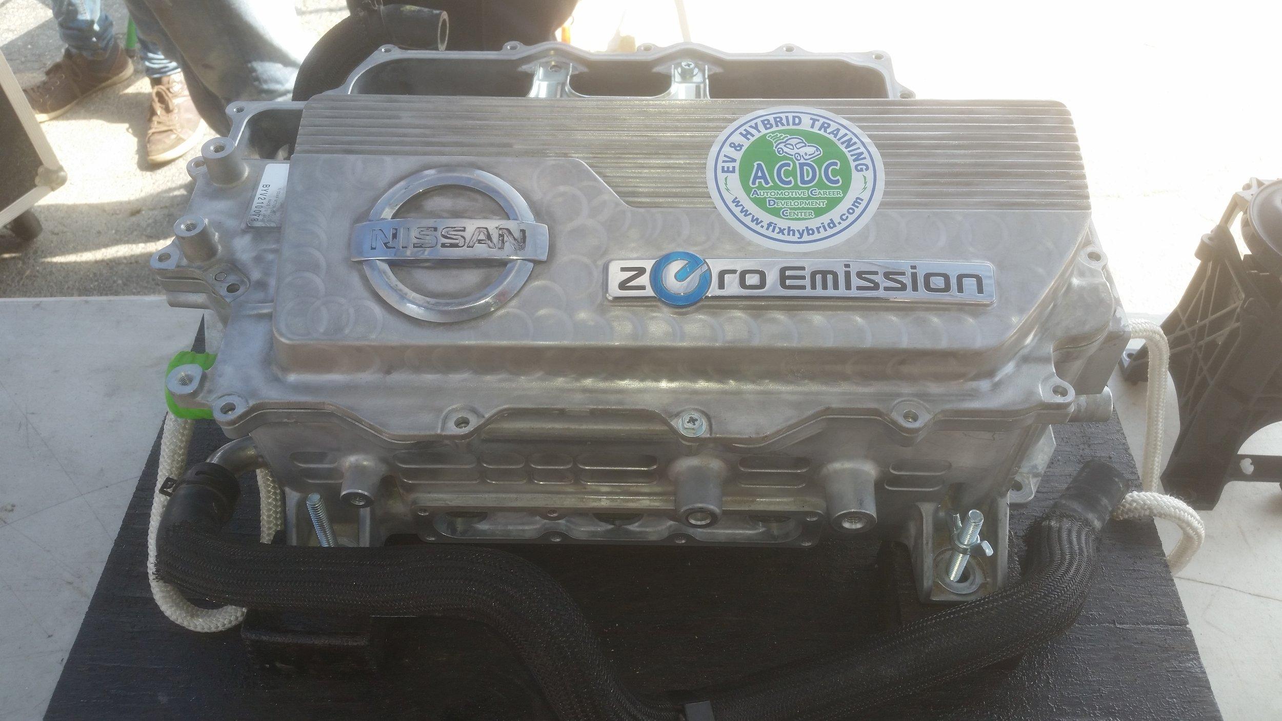 Nissan Leaf Motor Controller assembly (Inverter)