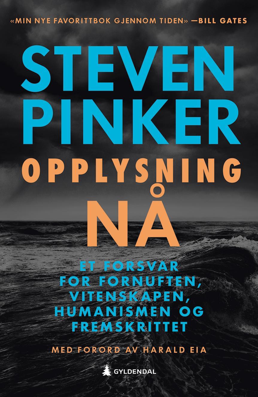 Alt løser seg, menneskeheten er så flink og tjo og hei … iblant ble det nesten litt mye Möllers Tran mellom permene. Eller kanskje det bare er min norske kultur som tidlig vaksinerte meg mot amerikansk optimisme.