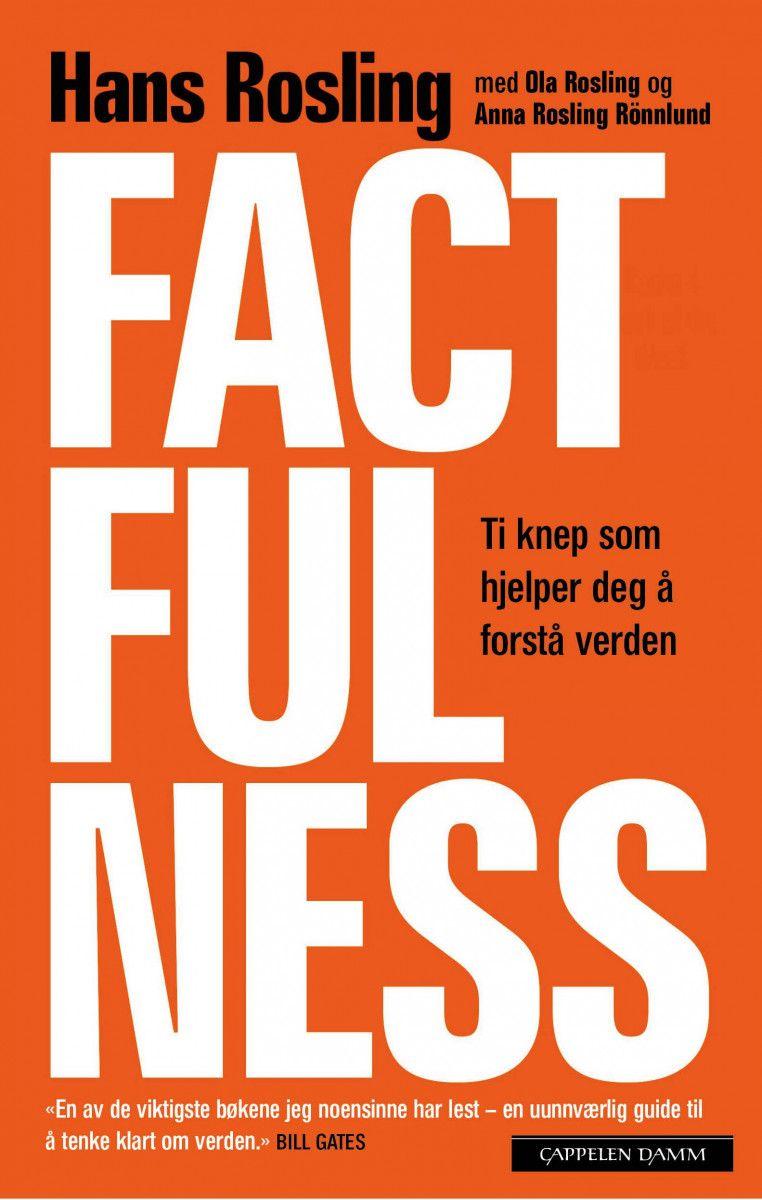 Full  staves med to L'er.  Fullness  staves med to L'er. Pappaaa…hvorfor staves ikke  Factfulness  også med to L'er?