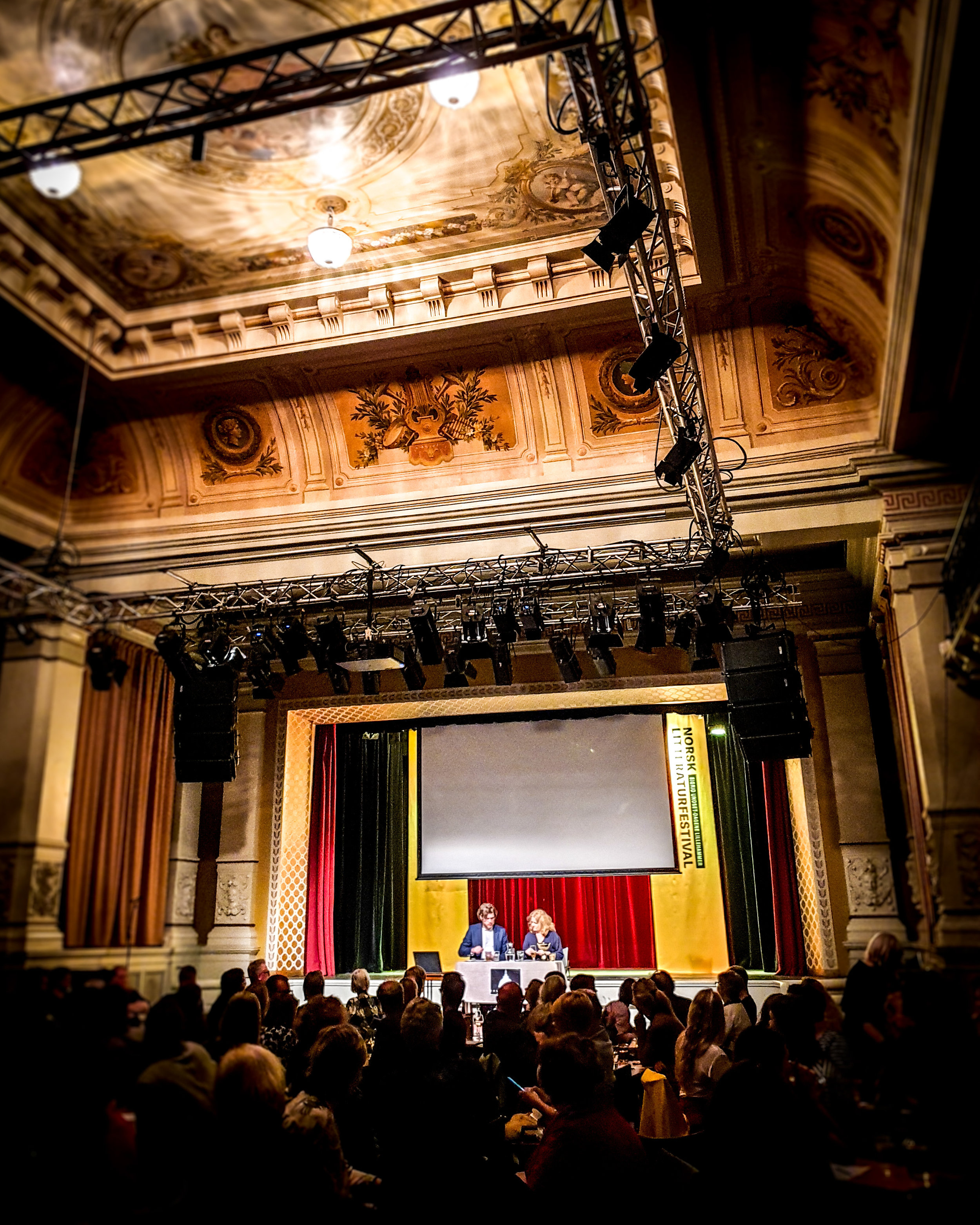 Norsk Litteraturfestival 2019