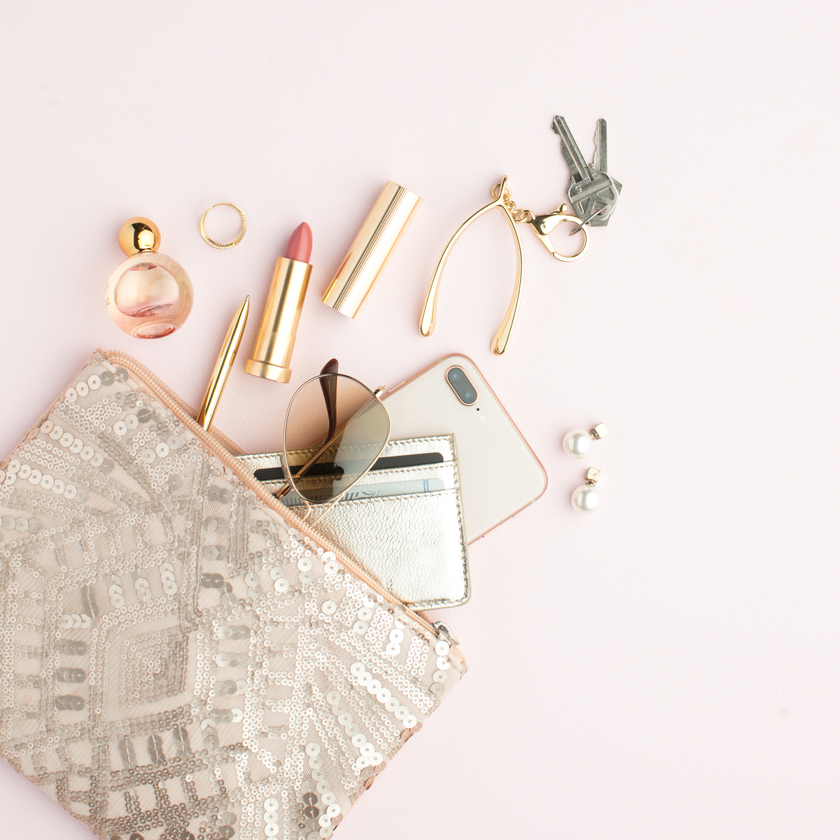 Get date night ready, ladies! We're sharing some out-of-the-box ideas for date night that might not include your sequin clutch (but always the pearls!).