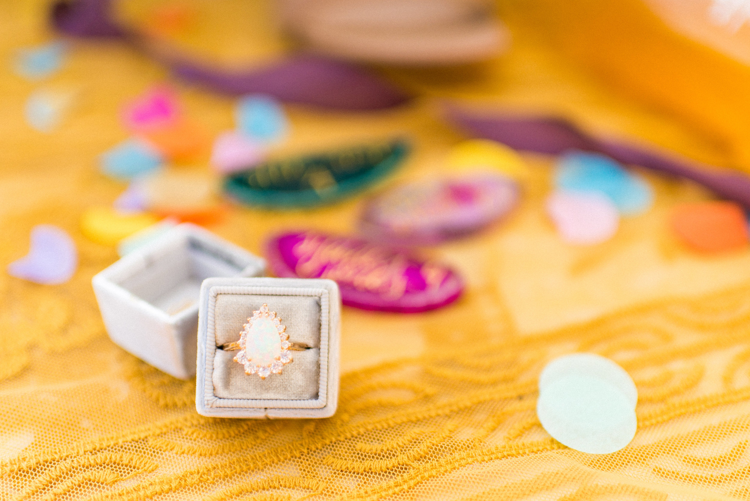 Wedding Ring Copyright Rock Paper Sisters